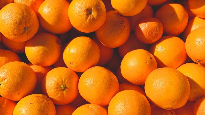 Mange appelsiner